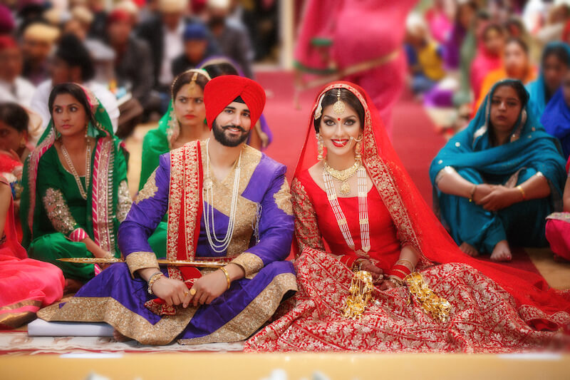 Vancouvers 7 Top Ranked Indian Wedding Photographers