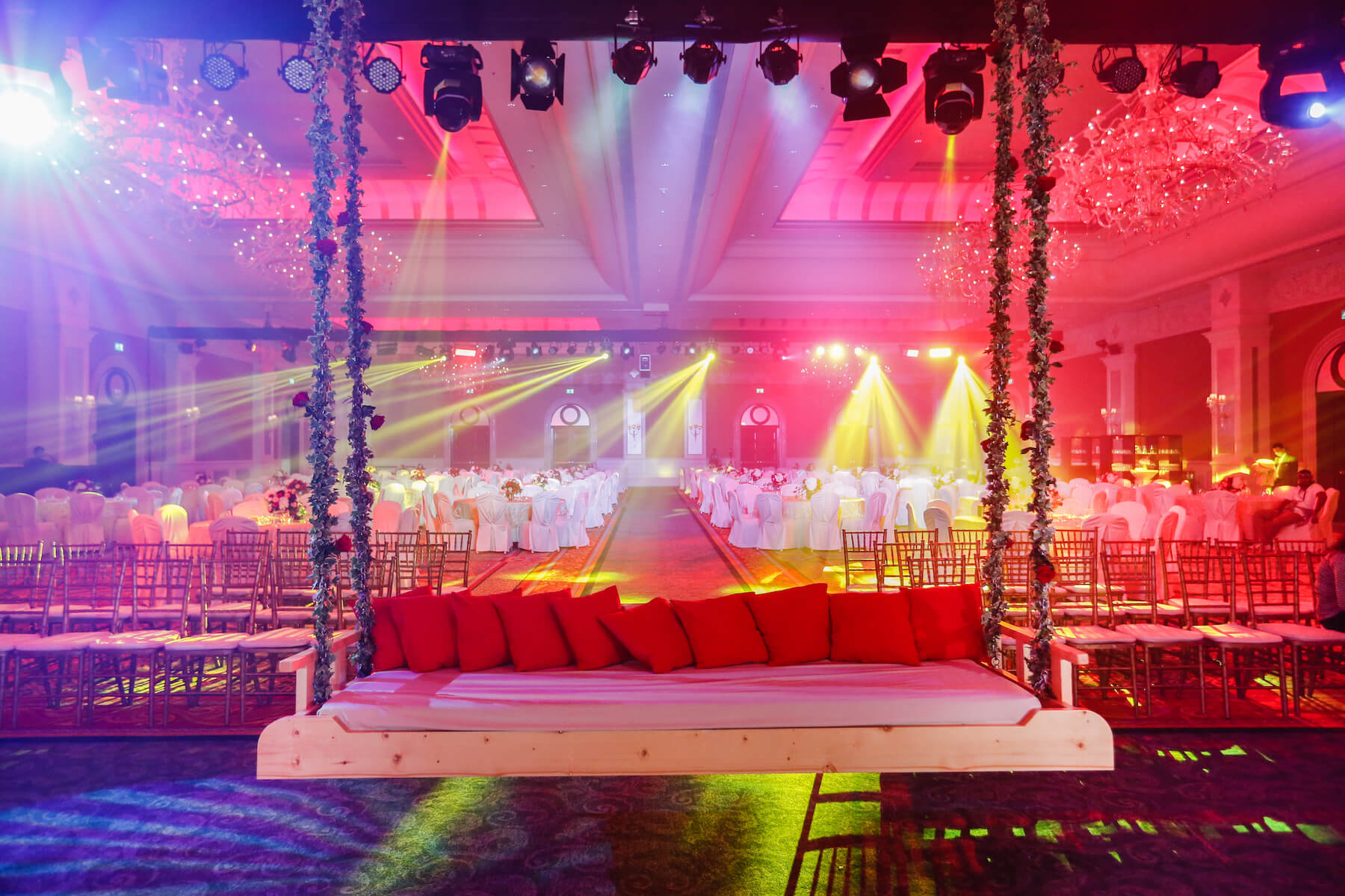 Extravagant Indian Wedding That Will Leave You Speechless