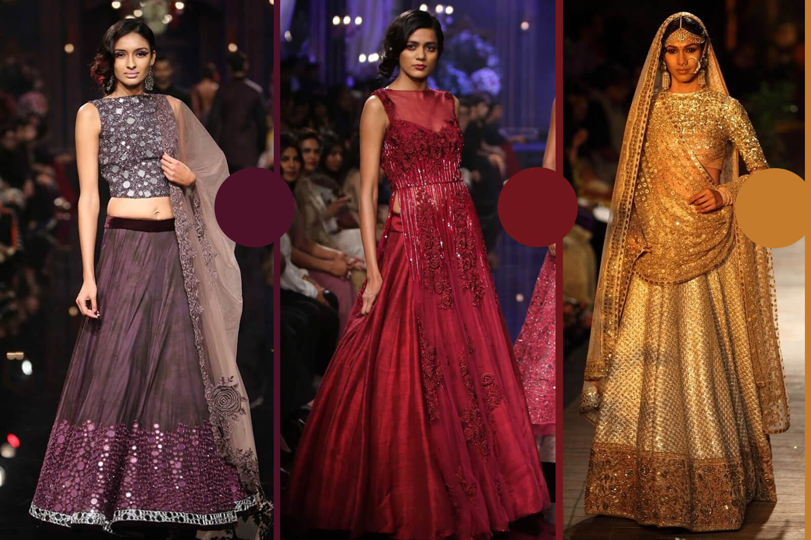 How To Find An Indian Wedding Dress Based On Skin Tone