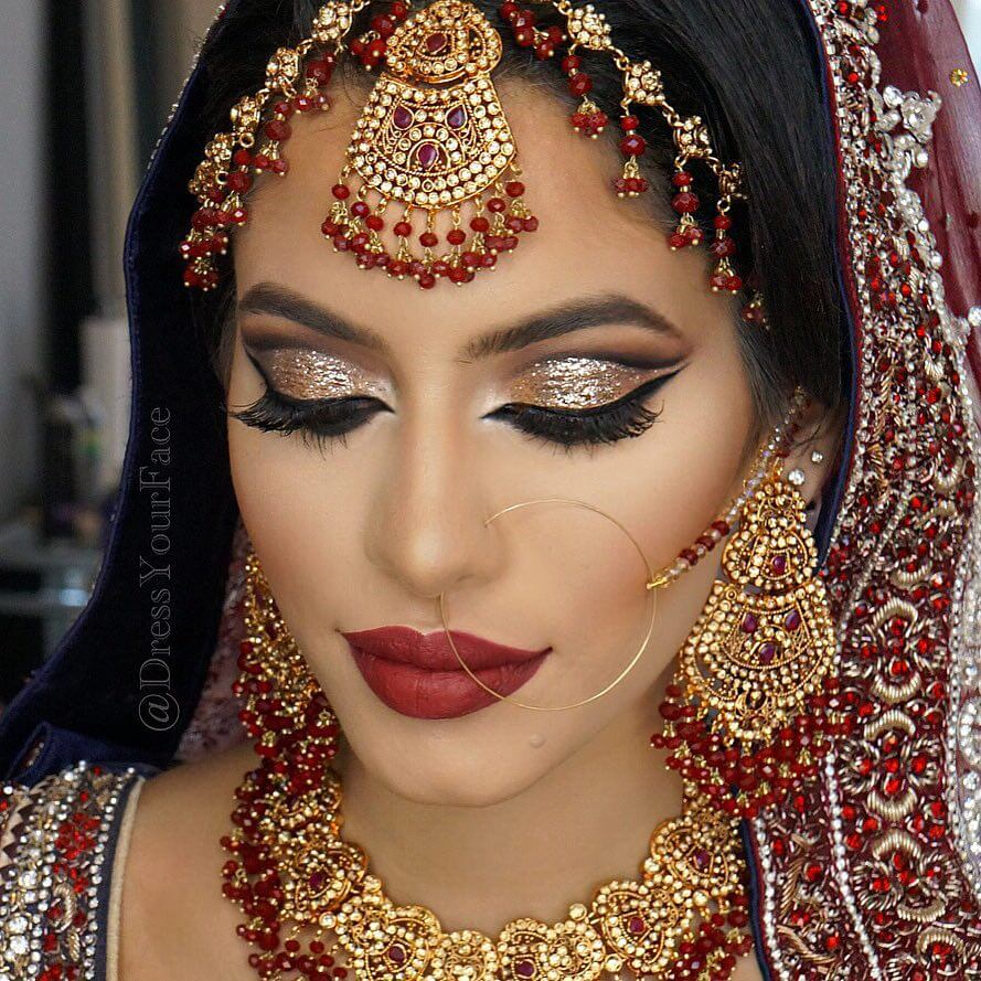 Wedding Makeup: The 7 Makeup Artists Every Bride Should Follow On Instagram