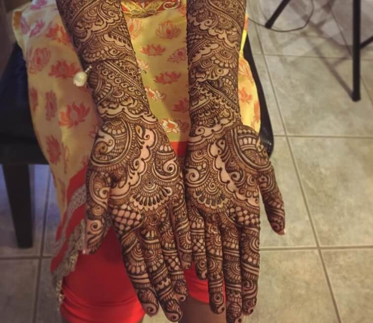 10 Highly Skilled Henna Artists Slaying The Instagram Game