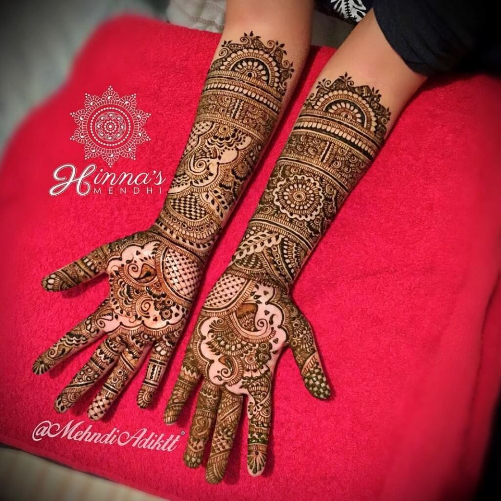 Bridal Mehndi Nyc : Highly skilled henna artists slaying the instagram game