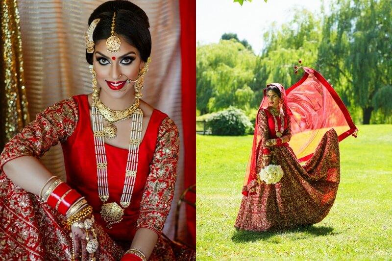 Preeti Gunners Awe Inspiring Indian Wedding