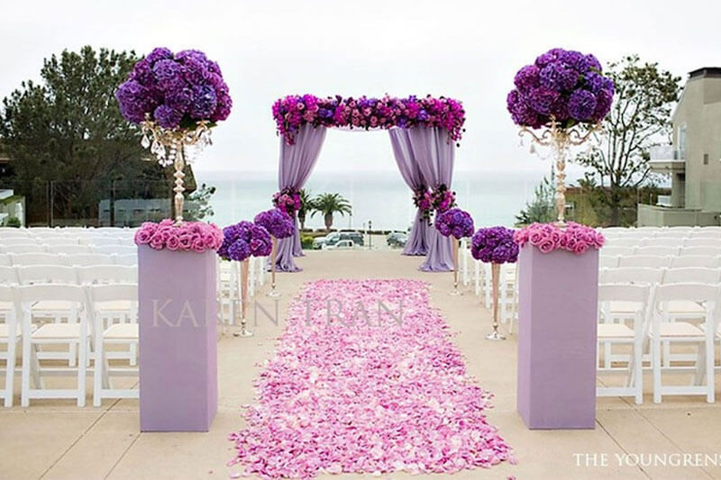 10 Trending Color Schemes You Need To Consider For Your Wedding