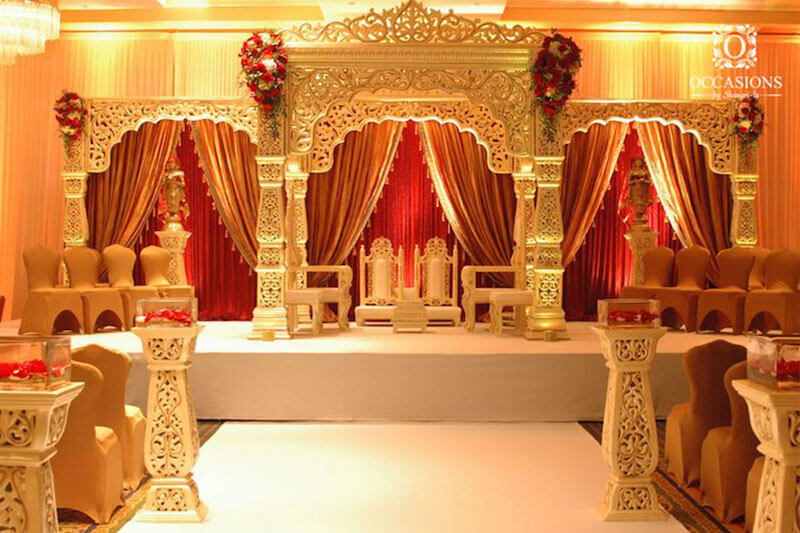 Trending indian wedding Decor
