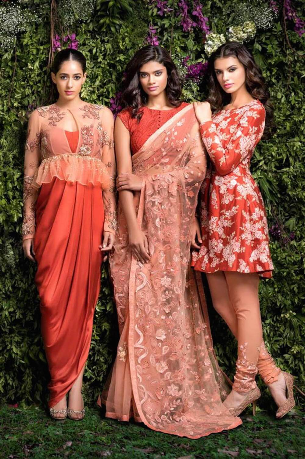 9 Do\'s And Don\'ts When Dressing In Couture For A Multi-Day Wedding