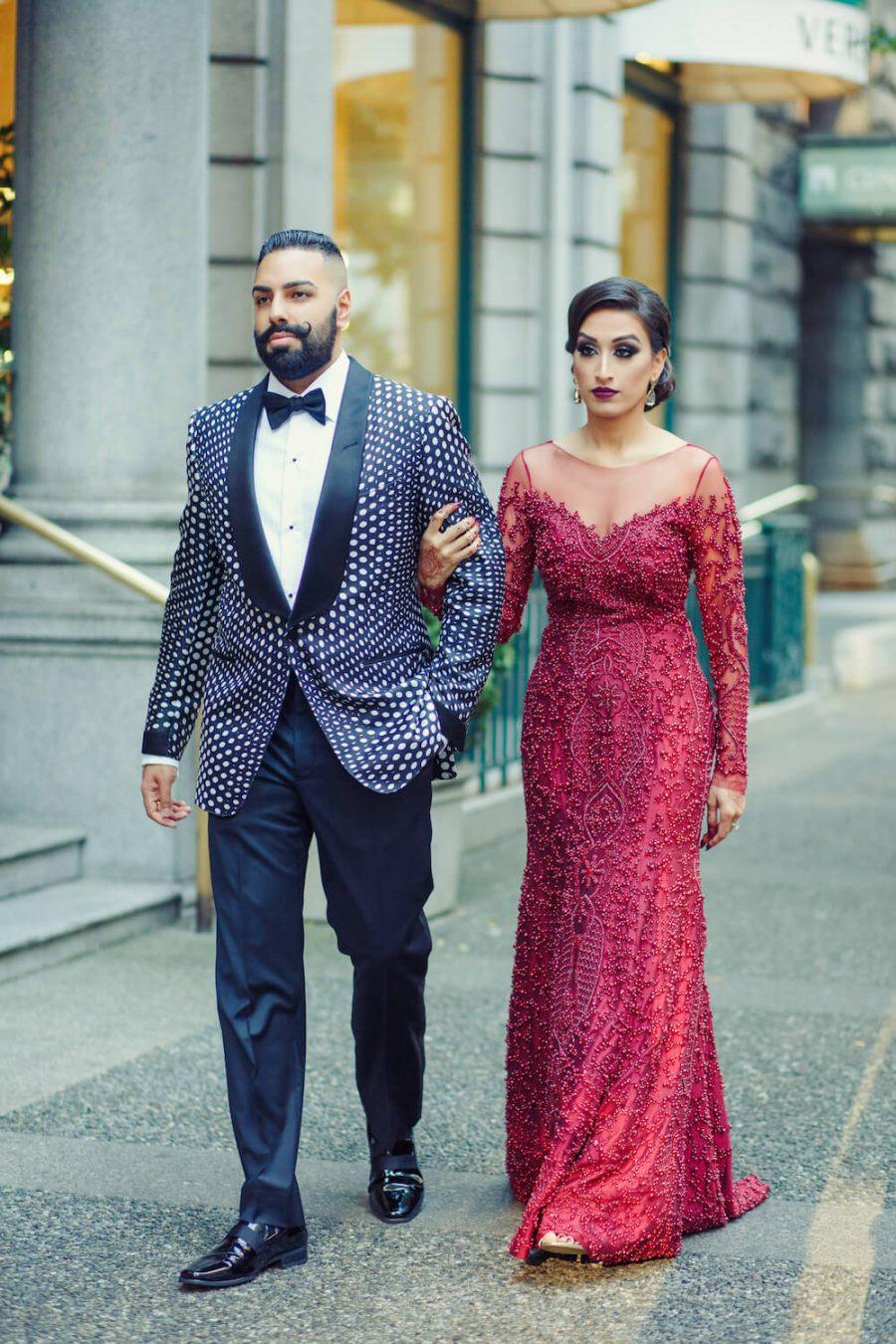 Remina and Bhavjit\'s Magical Maharani Maharaja Wedding