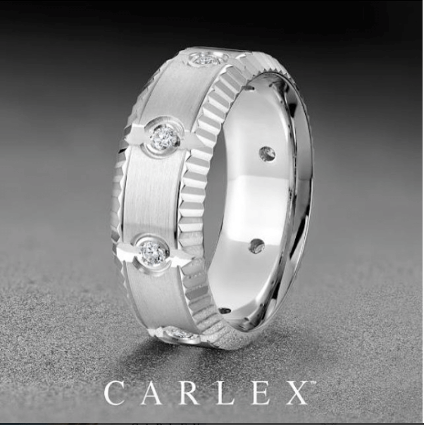 Put a Ring on it Wedding Bands Designed for Your Man