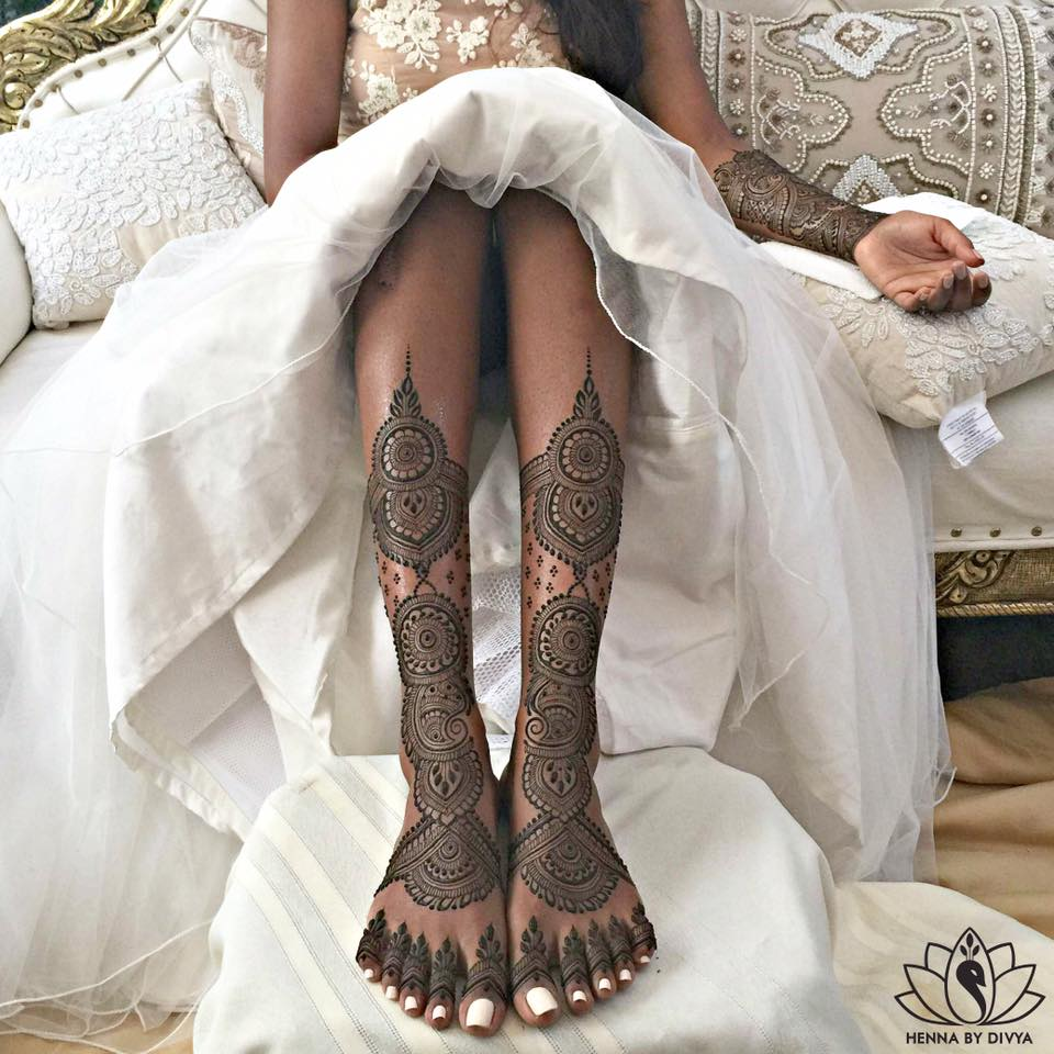 Young Henna Prodigy Whose Jaw Dropping Designs Are Taking Over Instagram