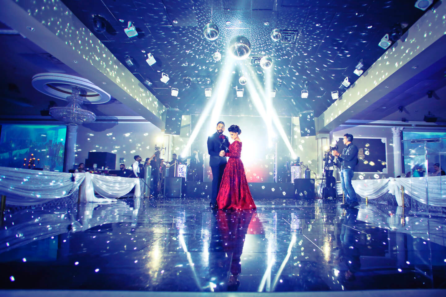 Asad Khan Is The Founder Of North America S Largest South Indian Wedding Entertainment Company Decibel At Weddings He Goes By Name Dj