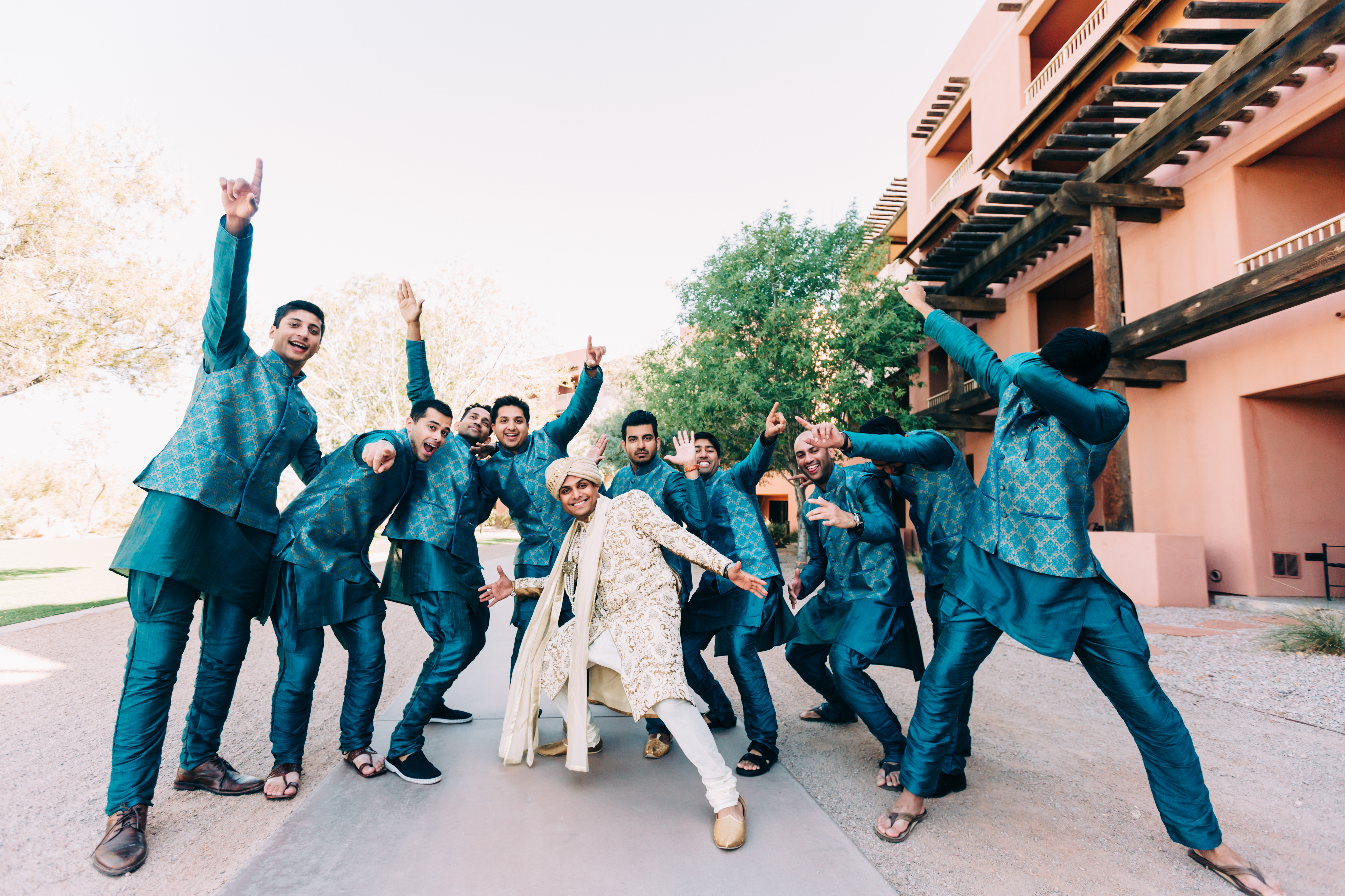 11 groomsmen poses with attitude totally worth rocking for your