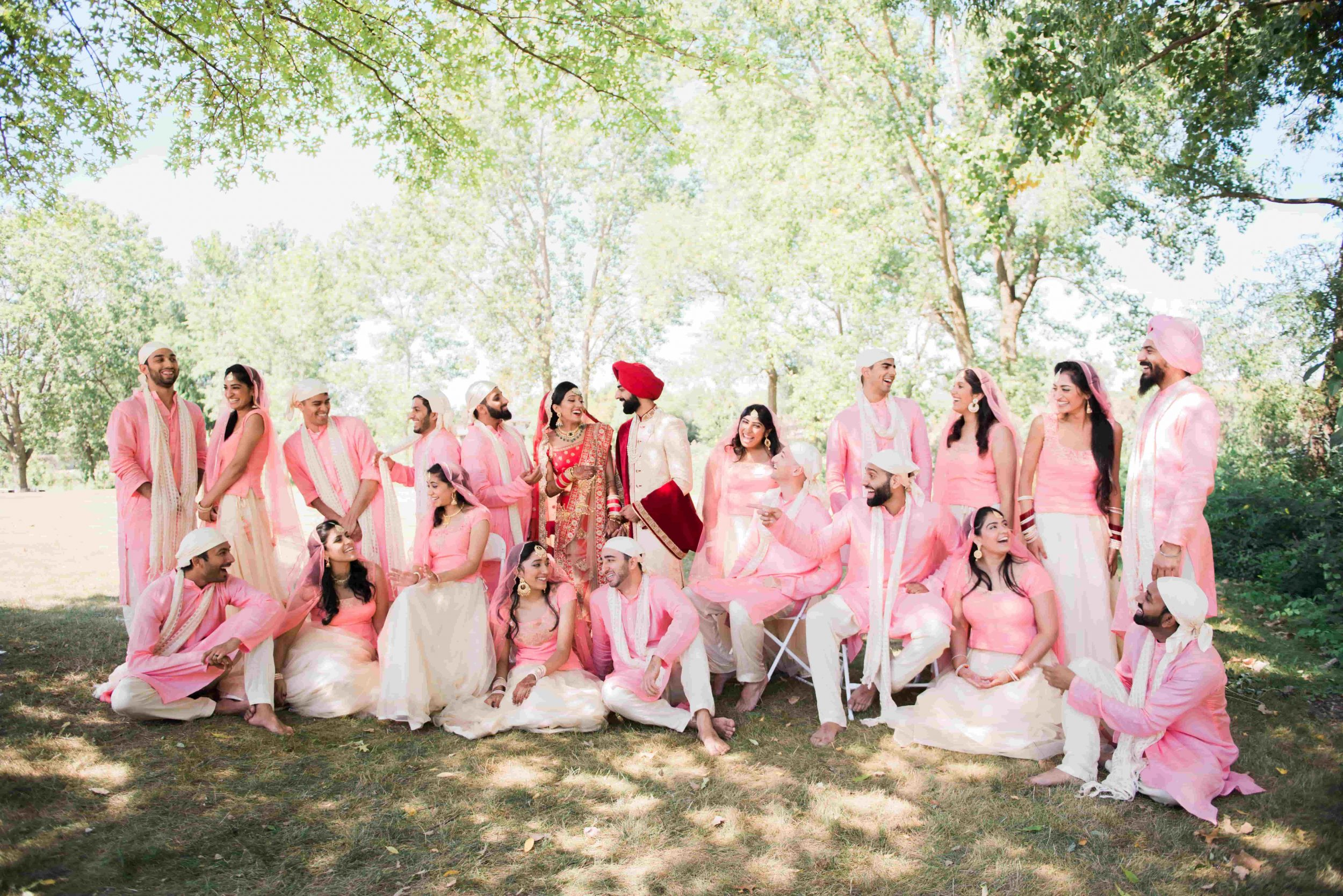 Deepi weds Eeshan Featured Wedding
