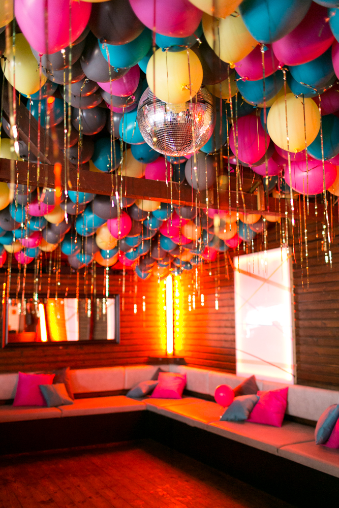 7 diy home decor ideas for roka ceremony indian wedding buzz color coded helium balloons junglespirit Image collections