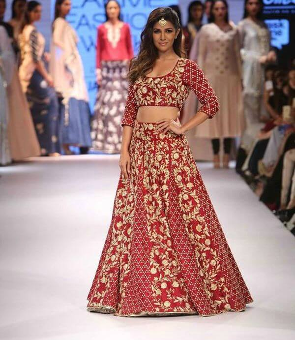 18 Must See Indian Dresses From Lakme Fashion Week 2015