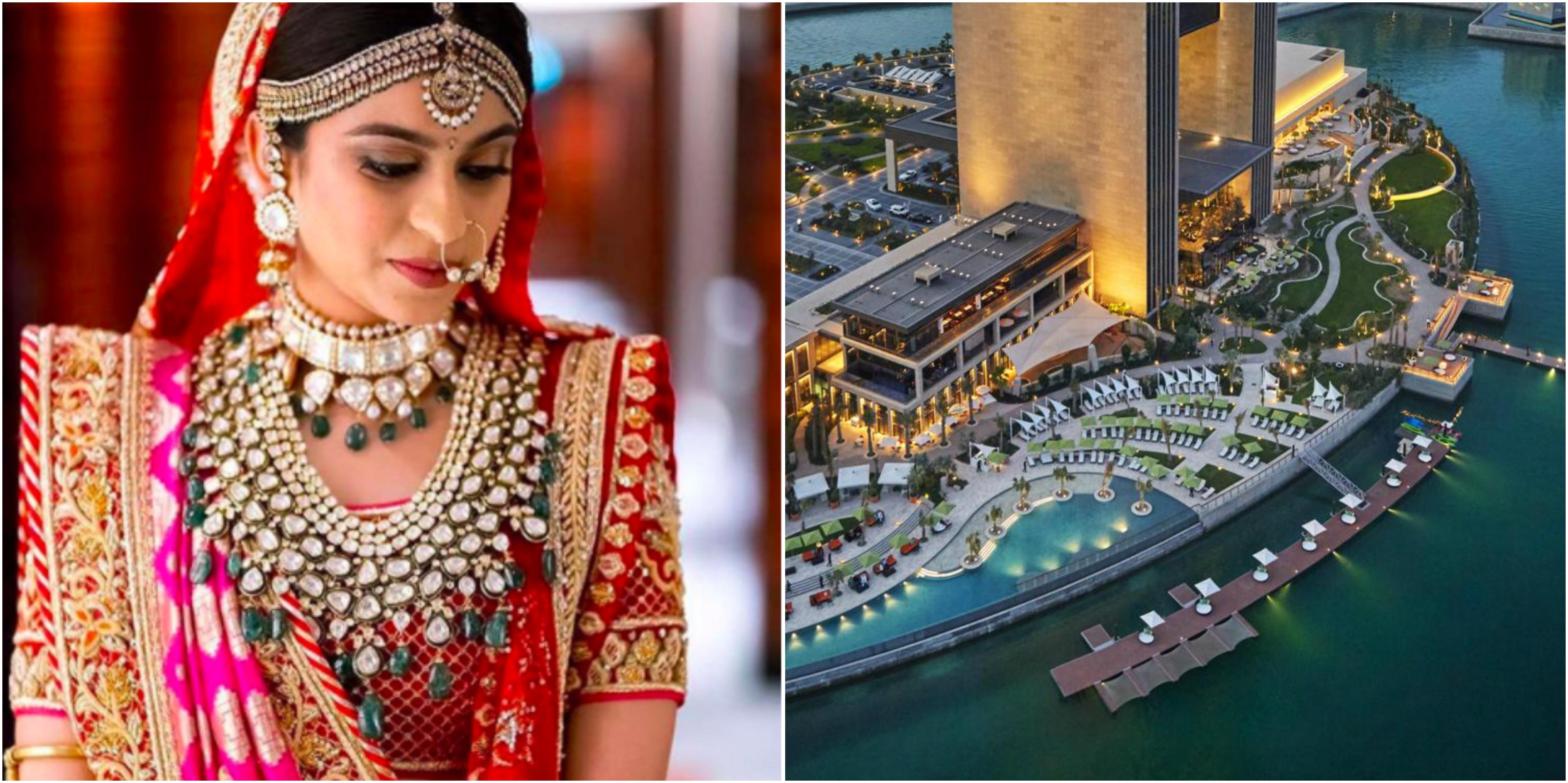 Bahrain S Four Seasons Hotel Shuts Down For A Wedding Of